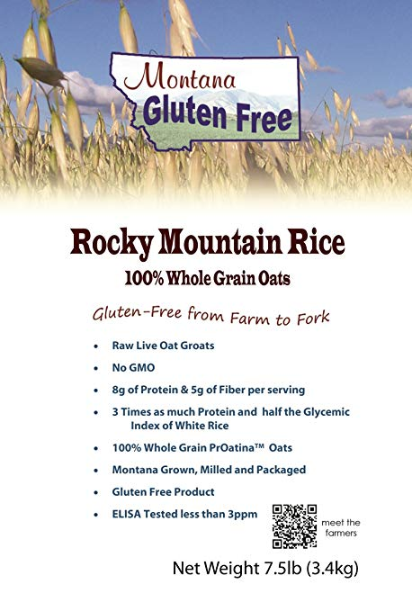 Rocky Mountain Rice
