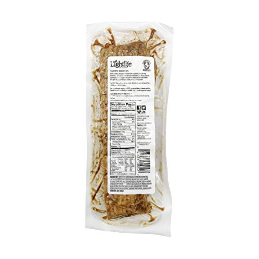 Smokey Tempeh Strips nutrition facts