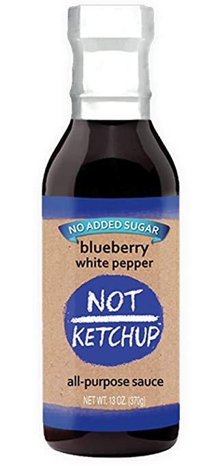 White Pepper Paleo BBQ Sauce