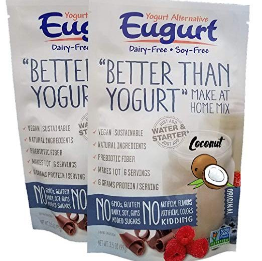 Yogurt Alternative Eugurt
