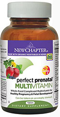 New Chapter Free Shipping on any order Perfect Prenatal Multivitamins