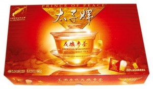 Prince of Peace - American Wisconsin Ginseng Root Tea
