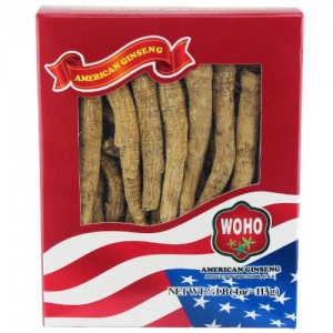 WOHO #101.4 Ginseng Long Large 4oz Box