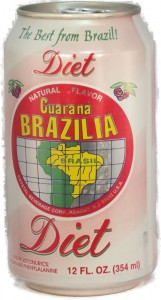 Soft Drink Diet Guaraná - Brazilia