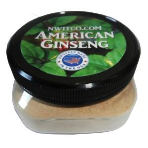 American Ginseng Powder - Wisconsin Ginseng