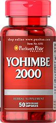 Yohimbe 2000 mg