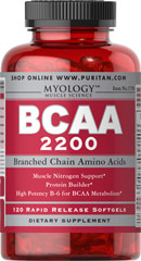 Myology BCAA 2200