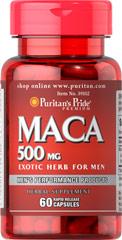 Puritan's Maca 500 mg