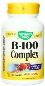 Nature's Way Vitamin B-100 Complex