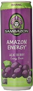 SAMBAZON Organic Amazon Energy Drink