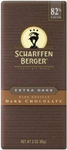 Scharffen Berger 82% Extra Dark Chocolate Bars