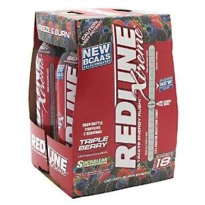 Redline Xtreme Energy Drink Triple Berry