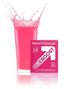 EBOOST Natural Energy Powder
