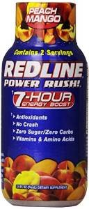 VPX REDLINE Power Rush 7hr Energy Shot Beverage