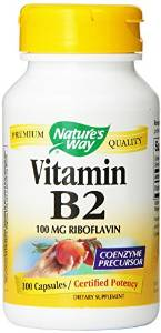 Nature's Way Vitamin B2