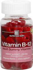 Nutrition Now Vitamin B12 Supplement Adult Gummy