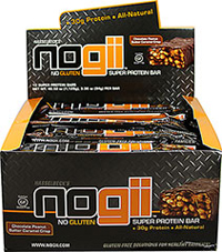 Nogii No Gluten Super Protein Bars