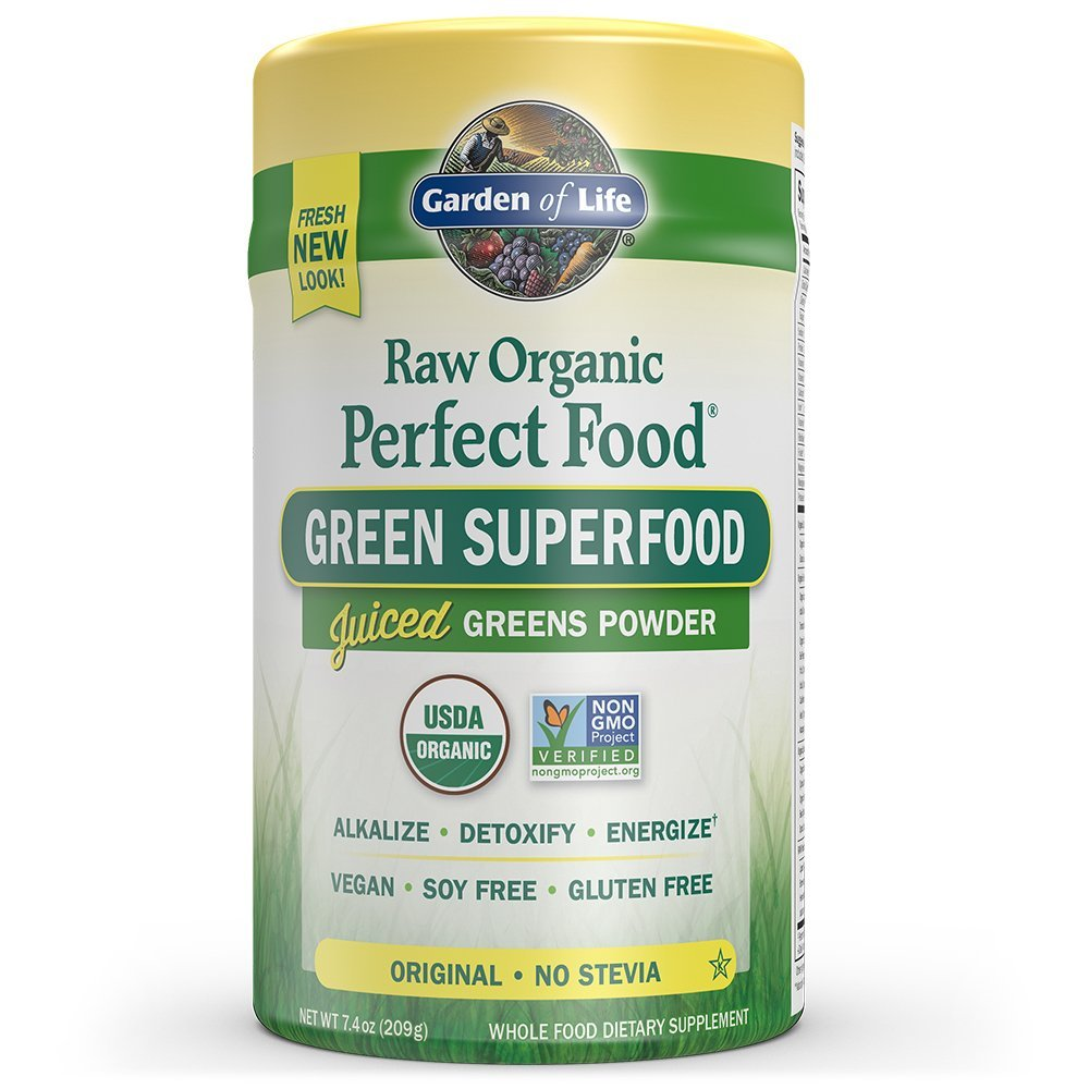 Garden of life - raw organic green superfood